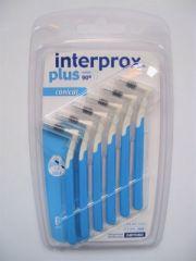 INTERPROX PLUS HAMMASV.HARJA CONICAL 0,8 6 KPL