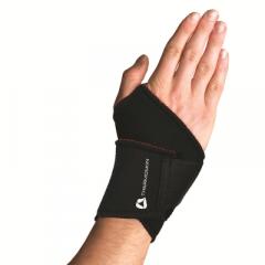 Thermoskin Wrist Wrap Uni 84126 S/M Black 1 kpl