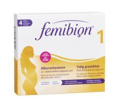 FEMIBION 1+D(800)METAFOL 28 TABL